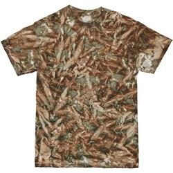 Vêtements Homme T-shirts manches courtes Colortone TD08M Camouflage