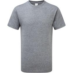 Vêtements Homme T-shirts manches courtes Gildan Hammer Gris chiné