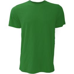 Vêtements Homme T-shirts manches courtes Bella + Canvas Jersey Vert forêt