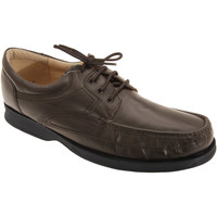 Chaussures Homme Derbies Roamers Softie Marron