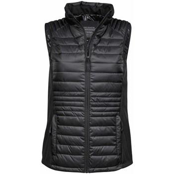 Vêtements Homme Doudounes Tee Jays TJ9625 Noir