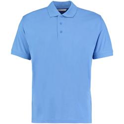 Vêtements Homme Polos manches courtes Kustom Kit Klassic Bleu moyen