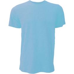 Vêtements Homme T-shirts manches courtes Bella + Canvas Jersey Vert menthe chiné