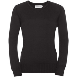 Vêtements Femme Pulls Russell Pullover à col en V BC1011 Gris foncé marne