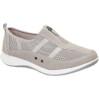 Chaussures Femme Slip ons Boulevard  Gris