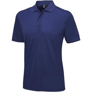 Vêtements Homme Polos manches courtes Awdis Smooth Bleu marine