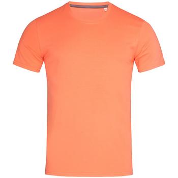 Vêtements Homme T-shirts manches courtes Stedman Stars Clive Saumon