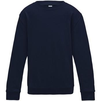 Vêtements Enfant Sweats Awdis JH30J Bleu marine