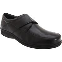 Chaussures Homme Mocassins Roamers Fuller Noir