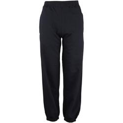 Vêtements Enfant Pantalons de survêtement Awdis Cuffed Bleu marine
