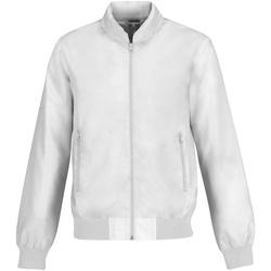 Vêtements Homme Blousons B And C Trooper Blanc
