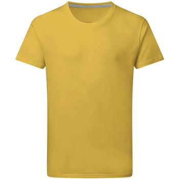 Vêtements Homme T-shirts manches courtes Sg Perfect Jaune