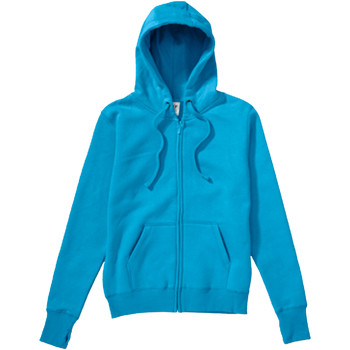 Vêtements Femme Sweats Sg Hooded Turquoise