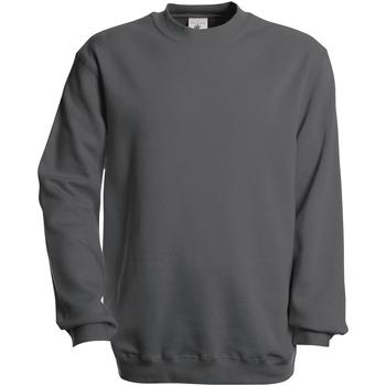 Vêtements Homme Sweats B And C Modern Gris acier