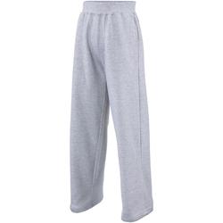 Vêtements Enfant Pantalons de survêtement Awdis  Gris