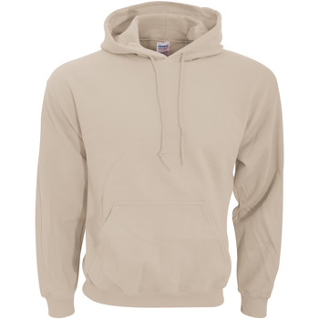Vêtements Sweats Gildan 18500 Beige