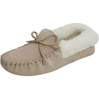 Chaussures Femme Chaussons Eastern Counties Leather Moccasin Chameau