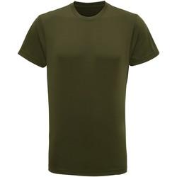 Vêtements Homme T-shirts manches courtes Tridri TR010 Olive