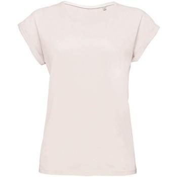 Vêtements Femme T-shirts manches courtes Sols Melba Rose pâle