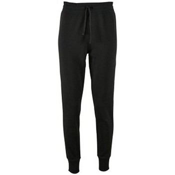 Vêtements Femme Pantalons de survêtement Sols Slim Fit Noir