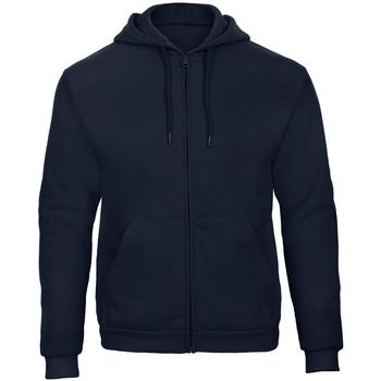 Vêtements Sweats B And C ID.205 Bleu marine