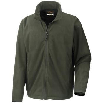 Vêtements Homme Polaires Result Climate Vert