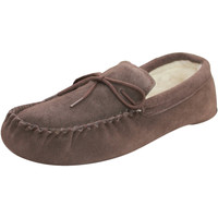 Chaussures Chaussons Eastern Counties Leather Moccasin Chocolat
