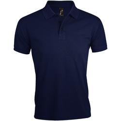 Vêtements Homme Polos manches courtes Sols Prime Bleu marine