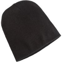 Accessoires textile Bonnets Yupoong YP013 Noir