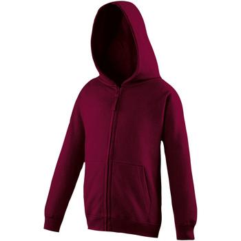 Vêtements Enfant Sweats Awdis Hooded Bordeaux