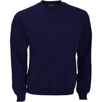 Vêtements Homme Sweats B And C WUI20 Bleu marine