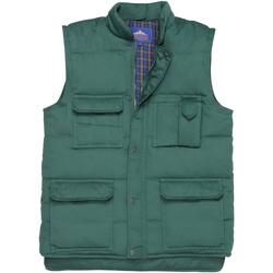 Vêtements Homme Gilets / Cardigans Portwest Shetland Vert