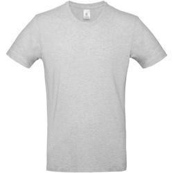 Vêtements Homme T-shirts manches courtes B And C E190 Gris cendre