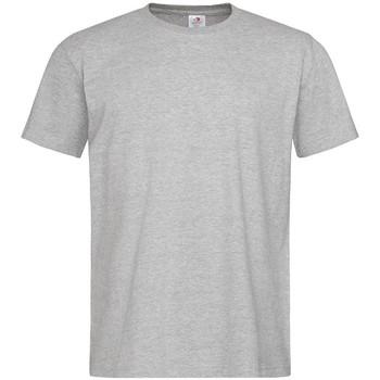 Vêtements Homme T-shirts manches courtes Stedman Comfort Gris