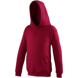 Vêtements Enfant Sweats Awdis Hooded Rouge piment