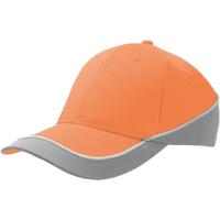 Accessoires textile Casquettes Atlantis Racing Orange / gris