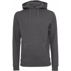 Vêtements Homme Sweats Build Your Brand Pullover Gris foncé