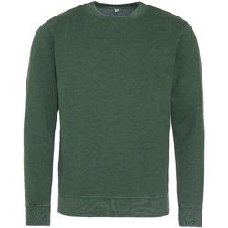 Vêtements Homme Sweats Awdis Washed Look Vert bouteille délavé