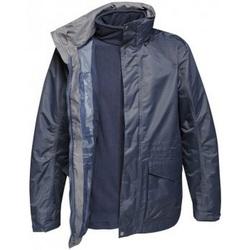 Vêtements Homme Coupes vent Regatta Benson Bleu marine