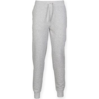 Vêtements Homme Pantalons de survêtement Skinni Fit Cuffed Gris clair