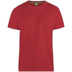 Vêtements Homme T-shirts manches courtes Duke Flyers-2 Rouge
