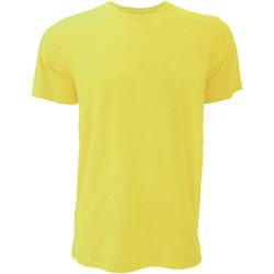 Vêtements Homme T-shirts manches courtes Bella + Canvas Jersey Or chiné