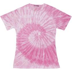 Vêtements Femme T-shirts manches courtes Colortone TD20M Rose
