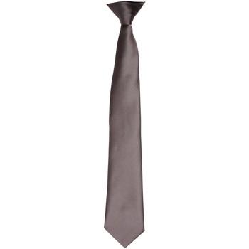 Vêtements Homme Cravates et accessoires Premier PR755 Gris foncé