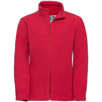 Vêtements Garçon Polaires Jerzees Schoolgear 8700B Rouge