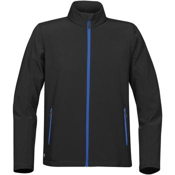 Vêtements Homme Blousons Stormtech Softshell Noir / bleu
