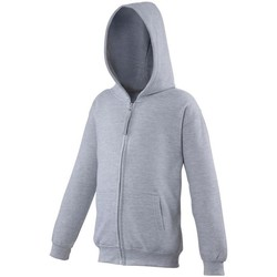 Vêtements Enfant Sweats Awdis Hooded Gris chiné