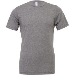 Vêtements Homme T-shirts manches courtes Bella + Canvas Triblend Gris