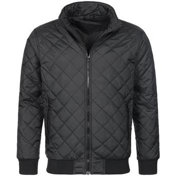 Vêtements Homme Blousons Stedman Blouson Noir