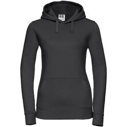Vêtements Femme Sweats Russell Sweatshirt à capuche BC2730 Noir